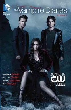 The Vampire Diaries 1 (Paperback)
