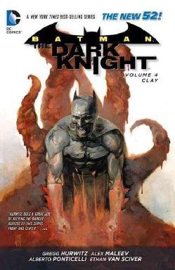 Batman The Dark Knight 4: Clay (Paperback)