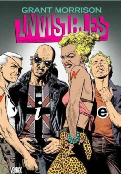 The Invisibles 3 (Hardcover)
