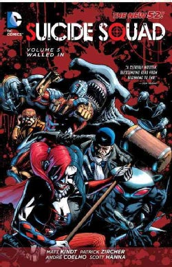 Suicide Squad 5: Walled In (Paperback)