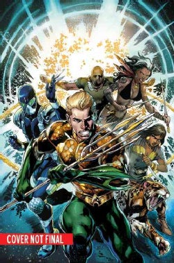 Aquaman and the Others 1: Legacy of Gold (Paperback)