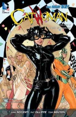 Catwoman 5: Race of Thieves (Paperback)
