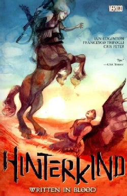 Hinterkind 2: Written in Blood (Paperback)