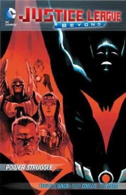 Justice League Beyond: Power Struggle (Paperback)