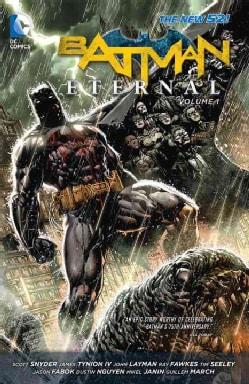 Batman Eternal 1 (Paperback)