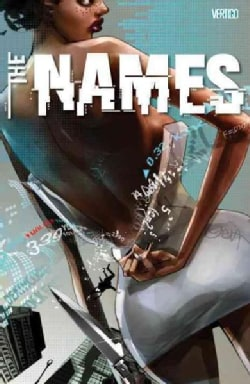 The Names (Paperback)