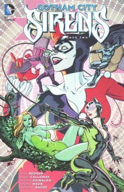 Gotham City Sirens 2 (Paperback)