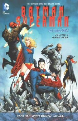 Batman/Superman 2: Game Over (The New 52) (Paperback)