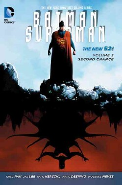 Batman/Superman: Second Chance (The New 52) (Hardcover)