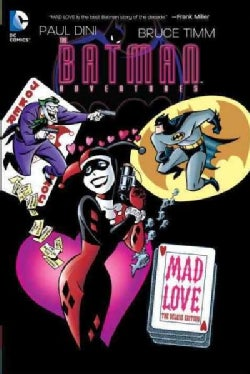 The Batman Adventures: Mad Love (Hardcover)