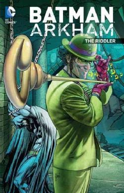 Batman Arkham: The Riddler (Paperback)