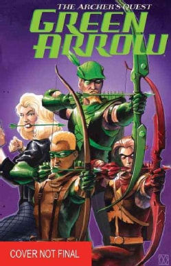 Green Arrow: The Archer's Quest (Hardcover)