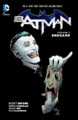 Batman 7: Endgame (Hardcover)
