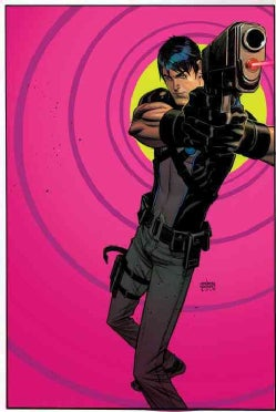 Grayson 1: Agents of Spyral (Paperback)