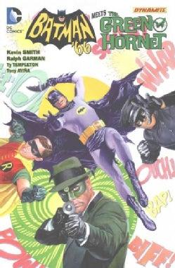 Batman '66 Meets The Green Hornet (Paperback)