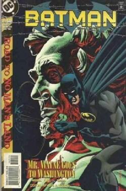 Batman 1: Road to No Man's Land (Paperback)
