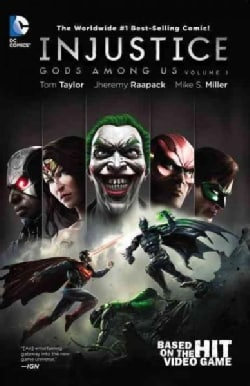 Injustice Year One: The Complete Edition (Paperback)