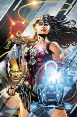 Justice League Darkseid War: Power of the Gods (Hardcover)