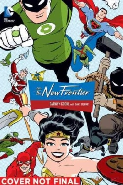 Dc the New Frontier (Paperback)