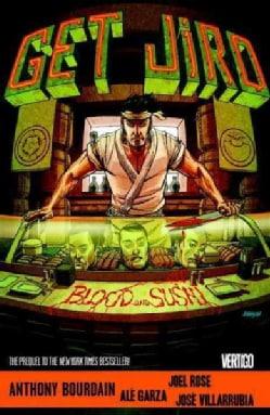 Get Jiro: Blood & Sushi (Paperback)