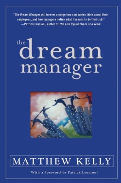 The Dream Manager (Hardcover)
