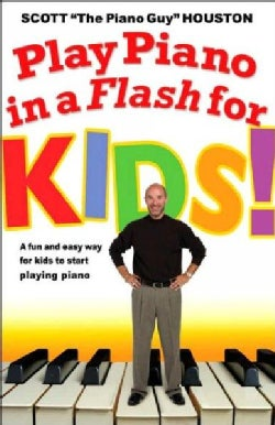 Play Piano in a Flash... for Kids (Paperback)