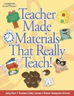 Teacher Made Materials That Really Teach! (Paperback)