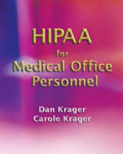 HIPPA for Medical Office Personnel (Paperback)