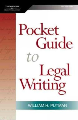 The Pocket Guide To Legal Writing (Paperback)