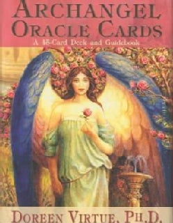 Archangel Oracle Cards: a 45-Card Deck and Guidebook (Paperback)