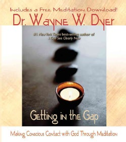 Getting in the Gap: Making Conscious Contact With God Through Meditation (Paperback)