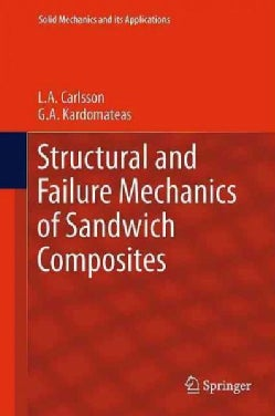 Structural And Failure Mechanics Of Sandwich Composites (Hardcover)