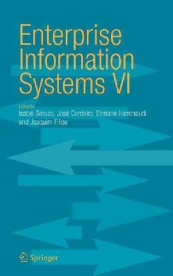 Enterprise Information Systems VI (Hardcover)