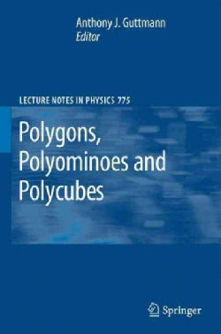 Polygons, Polyominoes and Polycubes (Hardcover)