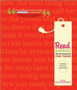Read, Remember, Recommend for Teens (Paperback)