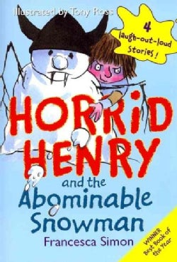 Horrid Henry and the Abominable Snowman (Paperback)