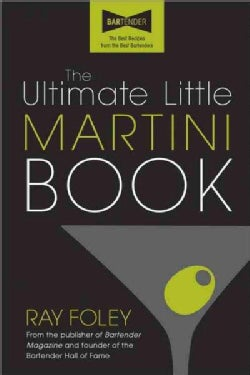 The Ultimate Little Martini Book (Paperback)