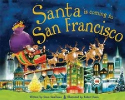 Santa Is Coming to San Francisco (Hardcover)
