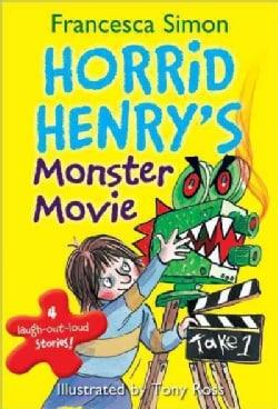 Horrid Henry's Monster Movie (Paperback)