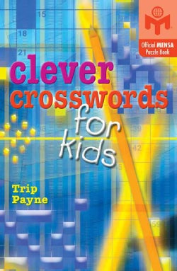Clever Crosswords for Kids (Paperback)