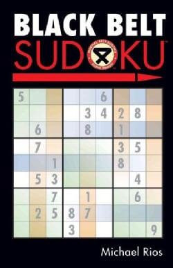Black Belt Sudoku (Paperback)