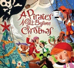 A Pirate's Night Before Christmas (Hardcover)