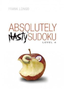 Mensa Absolutely Nasty Sudoku Level 4 (Paperback)
