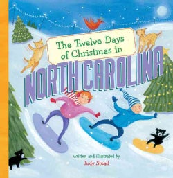 The Twelve Days of Christmas in North Carolina (Hardcover)
