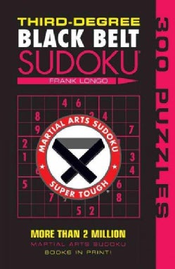 Third-degree Black Belt Sudoku (Paperback)