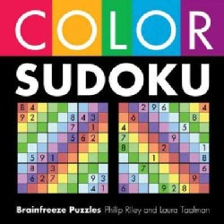 Color Sudoku (Paperback)