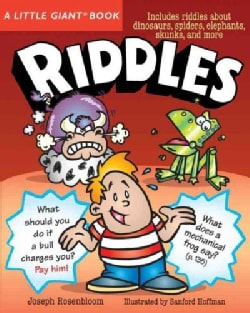Riddles (Paperback)