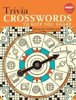 Trivia Crosswords to Keep You Sharp (Paperback)