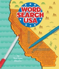 Word Search USA (Paperback)