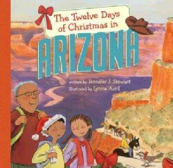 The Twelve Days of Christmas in Arizona (Hardcover)